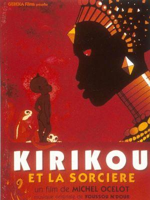 Kirikou et la sorcière - Tekenfilm