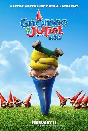 Gnomeo & Juliet - Familie, Fantastiek, Animatie Film