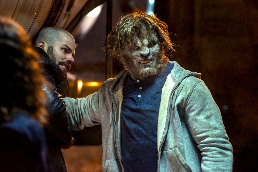 Wolves Movie 2015 David Hayter Cinenews Be