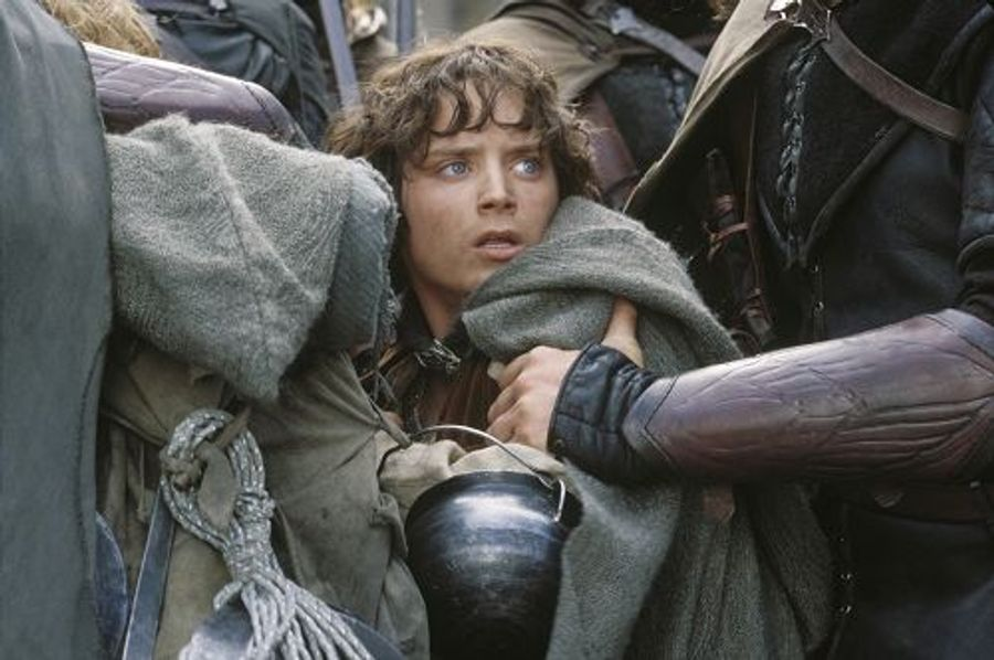 Last Battle In Two Tours Lord Of The Rings