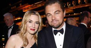 Un dîner avec Leonardo DiCaprio et Kate Winslet mis aux enchères