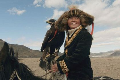 The Eagle Huntress - Picture 4
