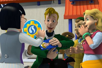 Fireman Sam: Alien Alert - The Movie - Picture 1