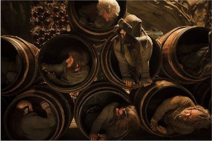 Le Hobbit : la Désolation de Smaug - Photo 3