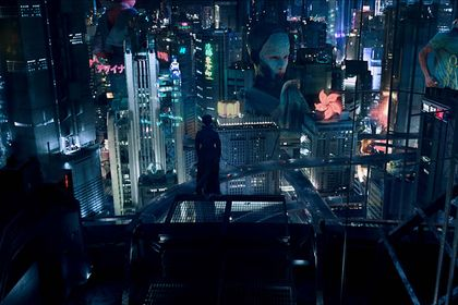 Ghost in the Shell - Photo 10