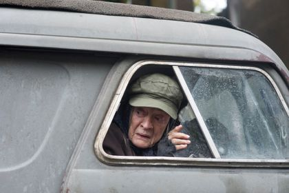 The lady in the van - Photo 5