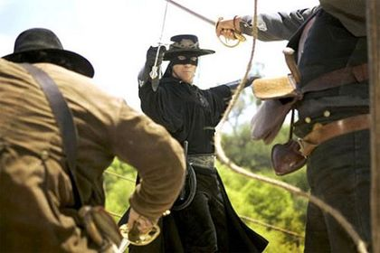 The Legend of Zorro - Foto 1