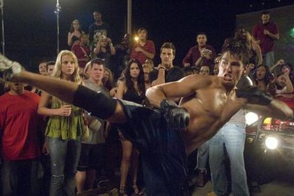 Never Back Down - Foto 1