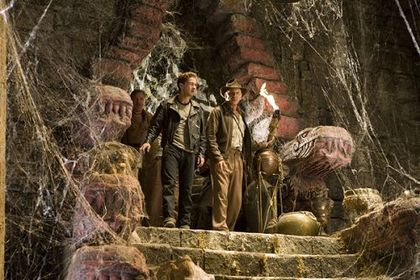 Indiana Jones and the Kingdom of the Crystal Skull - Foto 2