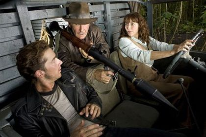 Indiana Jones and the Kingdom of the Crystal Skull - Foto 3