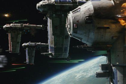 Star Wars VIII : The Last Jedi - Foto 1