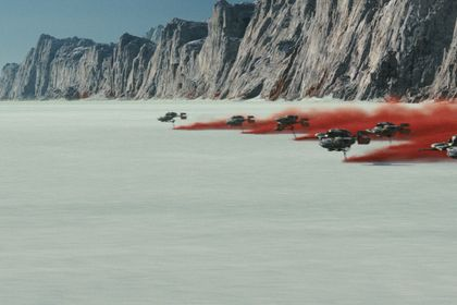 Star Wars VIII : The Last Jedi - Foto 5