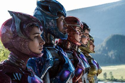 Power Rangers - Foto 2