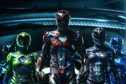 Power Rangers - Foto 17