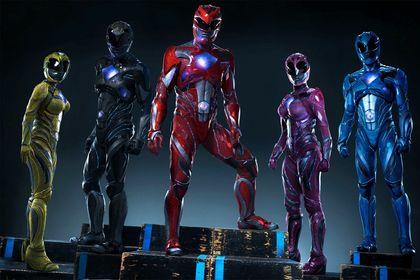 Power Rangers - Foto 4