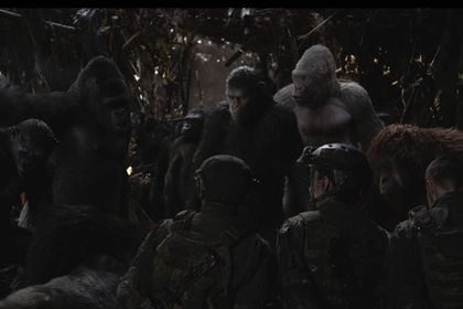 War for the Planet of the Apes - Foto 18