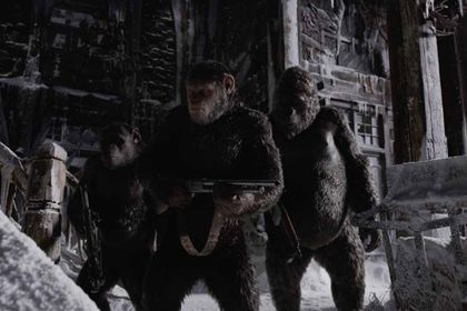 War for the Planet of the Apes - Foto 3