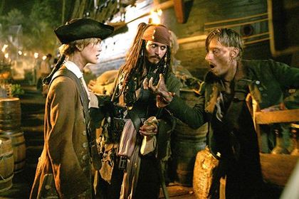 Pirates of the Caribbean: Dead Man's Chest - Foto 4