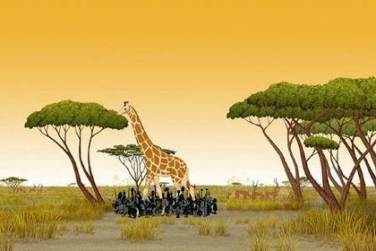 Kirikou et les Bêtes Sauvages - Foto 1
