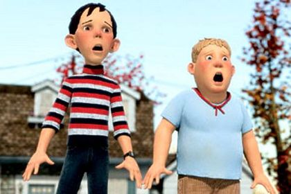Monster House - Foto 4