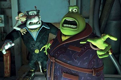 Flushed Away: Doorgespoeld! - Foto 1
