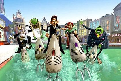 Flushed Away: Doorgespoeld! - Foto 2