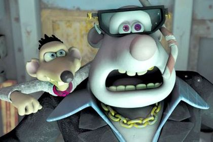 Flushed Away: Doorgespoeld! - Foto 3