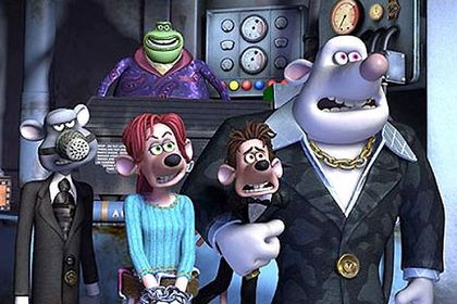 Flushed Away: Doorgespoeld! - Foto 5