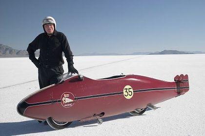 Burt Munro, The World's fastest Indian - Foto 1