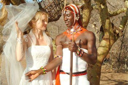 Die Weisse Massai (The white Masai) - Foto 2