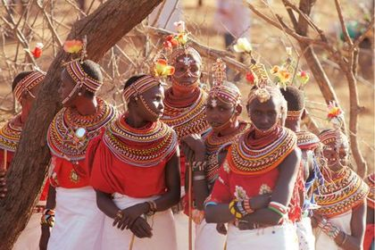 Die Weisse Massai (The white Masai) - Foto 4