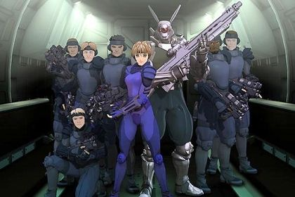 Appleseed - Foto 1
