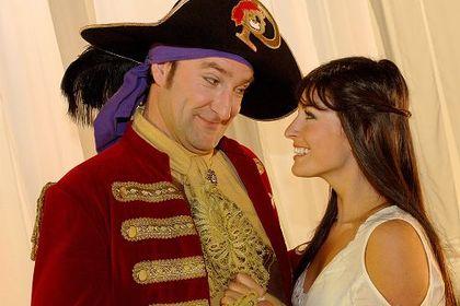Piet Piraat en Het Vliegende Schip - Foto 1