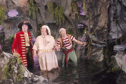 Piet Piraat en Het Vliegende Schip - Foto 3