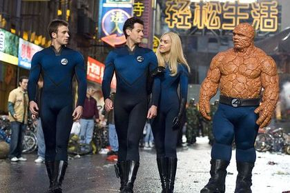 Fantastic Four 2 : Rise of the Silver Surfer - Foto 4