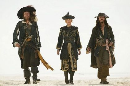 Pirates of the Caribbean: At World's end - Foto 1