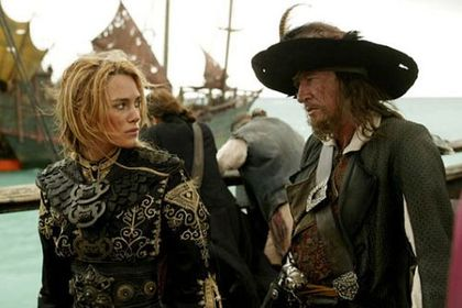 Pirates of the Caribbean: At World's end - Foto 4