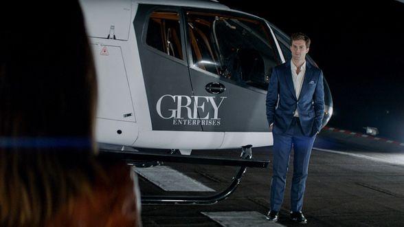 Cinquante nuances de Grey: La Belle et Barbe Bleue - Chronique