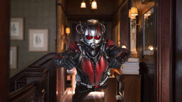 Ant-Man: Maxi Graal et la fourmi. - Chronique