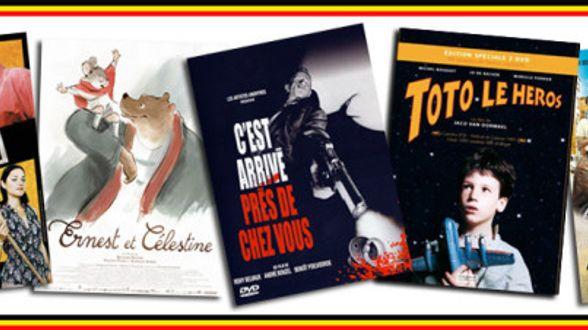 Nos cinq films belges préférés - Actu