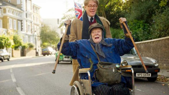 The Lady in the Van: Maggie Smith en clocharde - Chronique