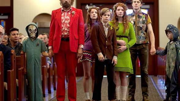 Captain Fantastic de Matt Ross : une tribu de guerriers philosophes en zone interdite - Actu