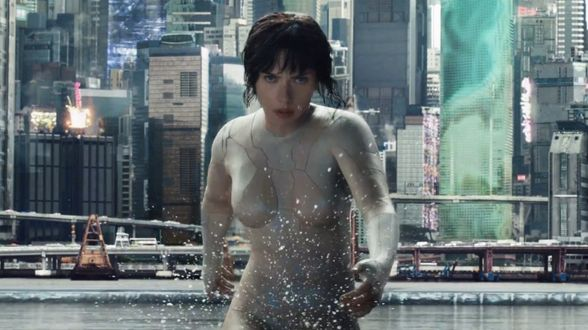 Ghost in the Shell: Scarlett Johansson... trop blanche pour toi. - Actu