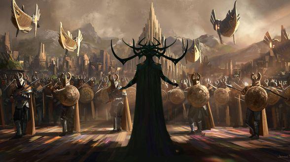 Thor 3 : Ragnarok - Making of