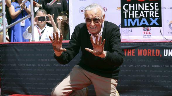 Hollywood rend hommage à Stan Lee, le père des super-héros Marvel - Actu