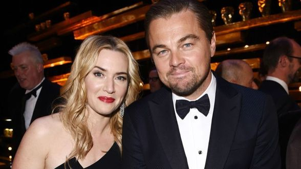 Un dîner avec Leonardo DiCaprio et Kate Winslet mis aux enchères - Actu