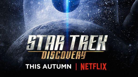 Star Trek Discovery atterrit sur Netflix - Actu