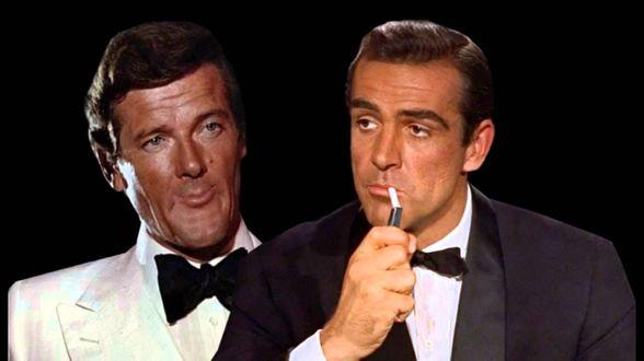 Roger Moore: Sean Connery is de beste Bond - Actueel