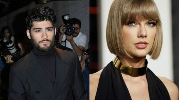 Taylor Swift en Zayn Malik tekenen voor soundtrack Fifty Shades Darker - Actueel