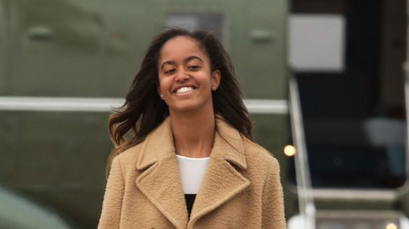 Malia Obama strikt stage bij bekende Hollywoodproducent - Actueel